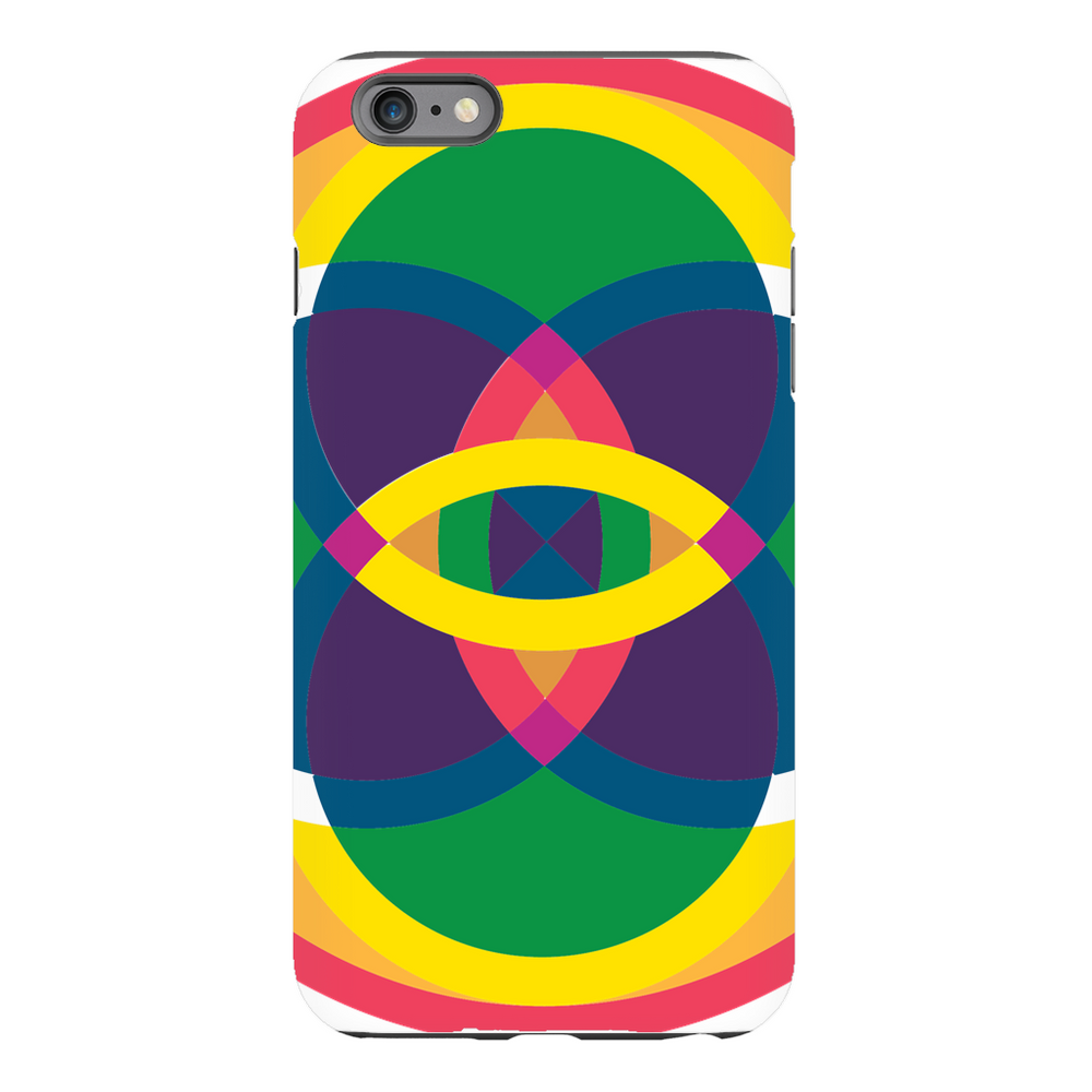 mandala 2.0 phone cases - above the curve;