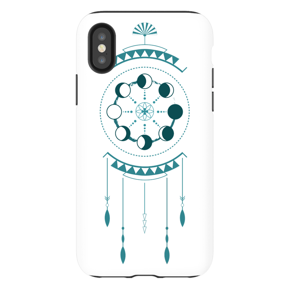 dream eclipse phone cases - above the curve;