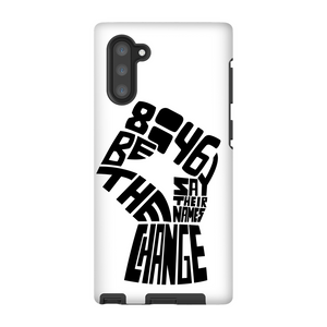 blm phone cases - above the curve;