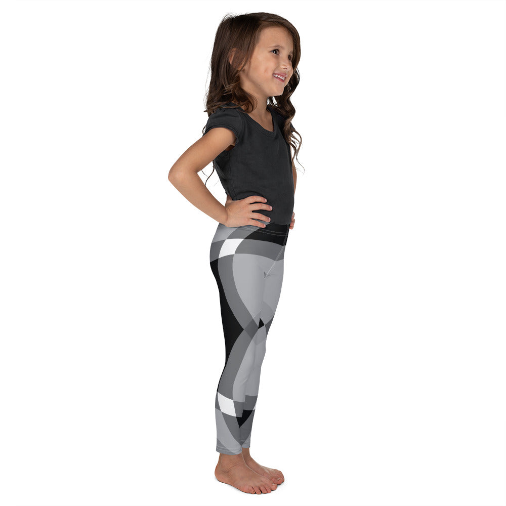 Load image into Gallery viewer, mandala 2.0 kid's leggings - above the curve;