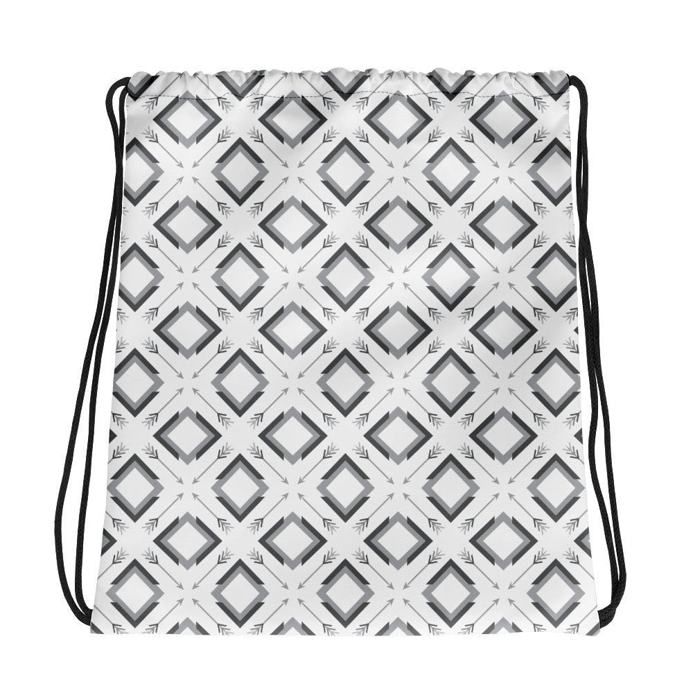 four corner's drawstring bag