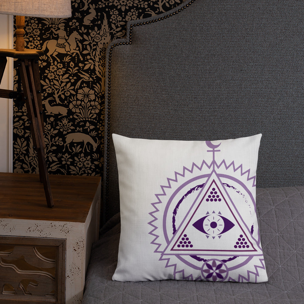 dream seer premium pillow