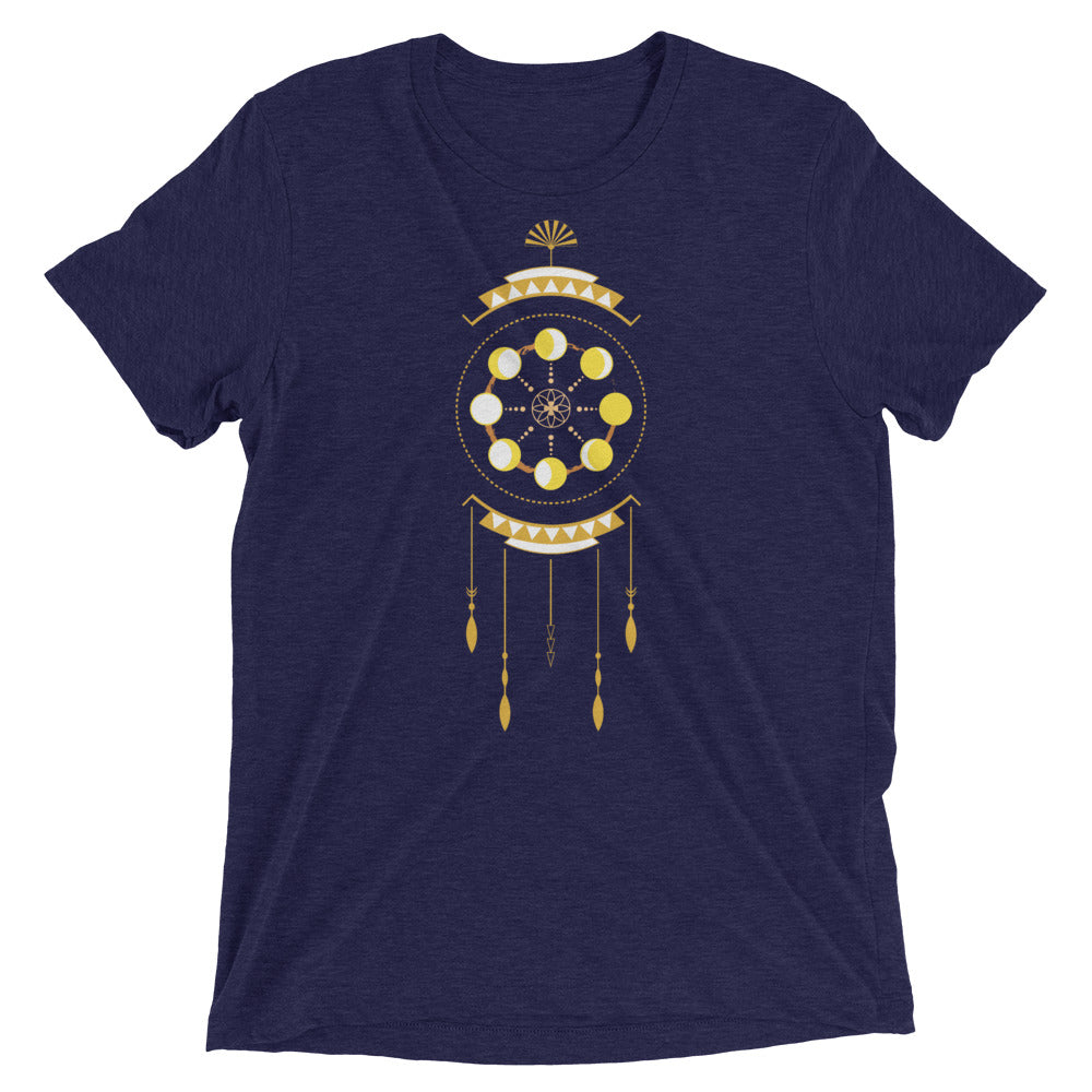 dream eclipse short sleeve t-shirt - above the curve;