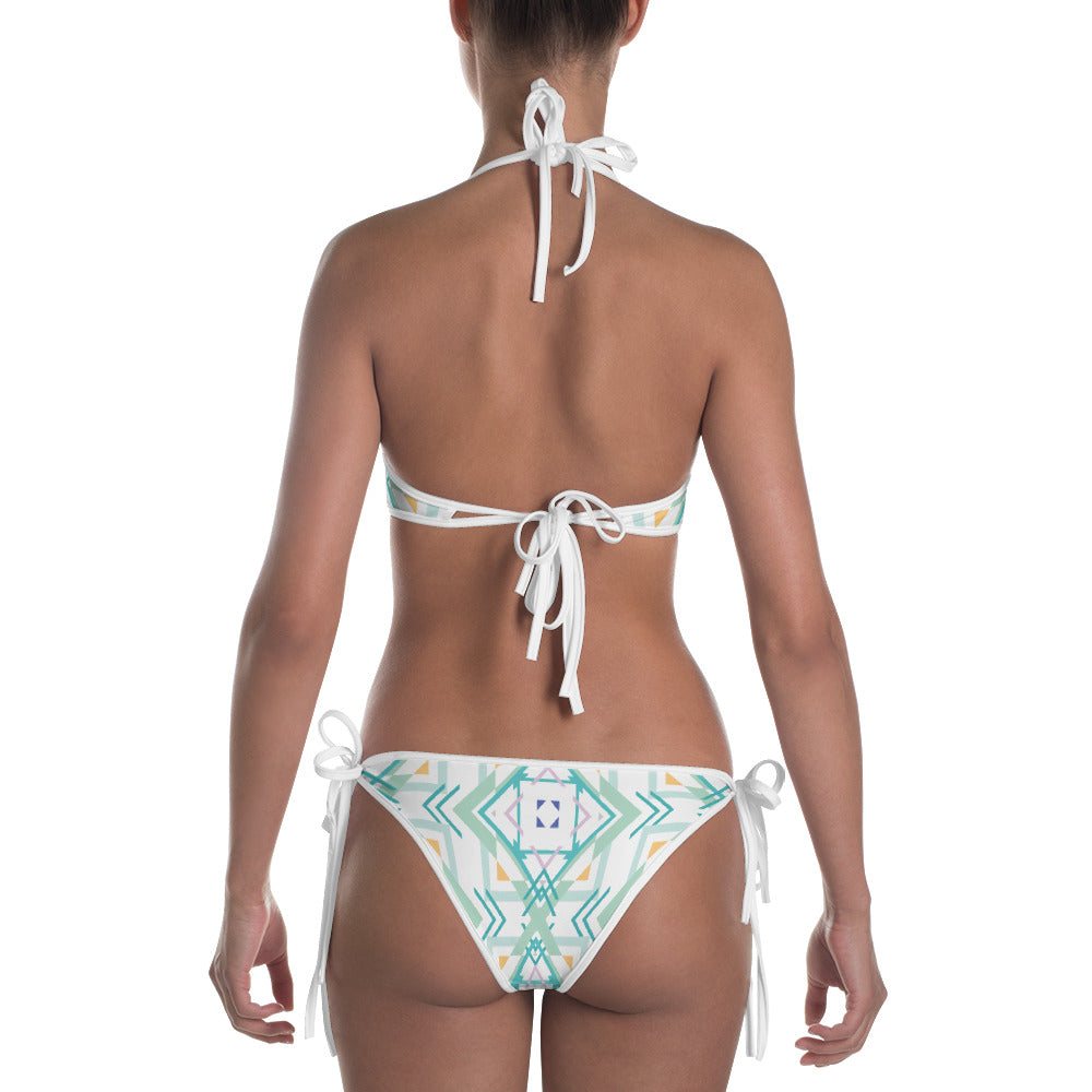 aztec hipster bikini - above the curve;