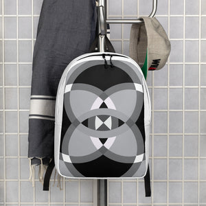 Load image into Gallery viewer, mandala 2.0 minimalist backpack - above the curve;
