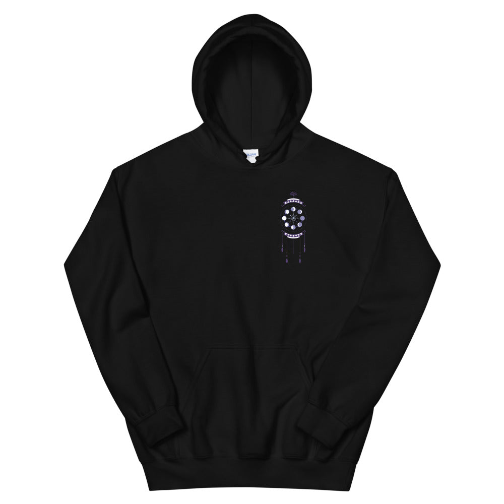 dream eclipse unisex hoodie - above the curve;