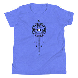 dream seer youth short sleeve t-shirt - above the curve;