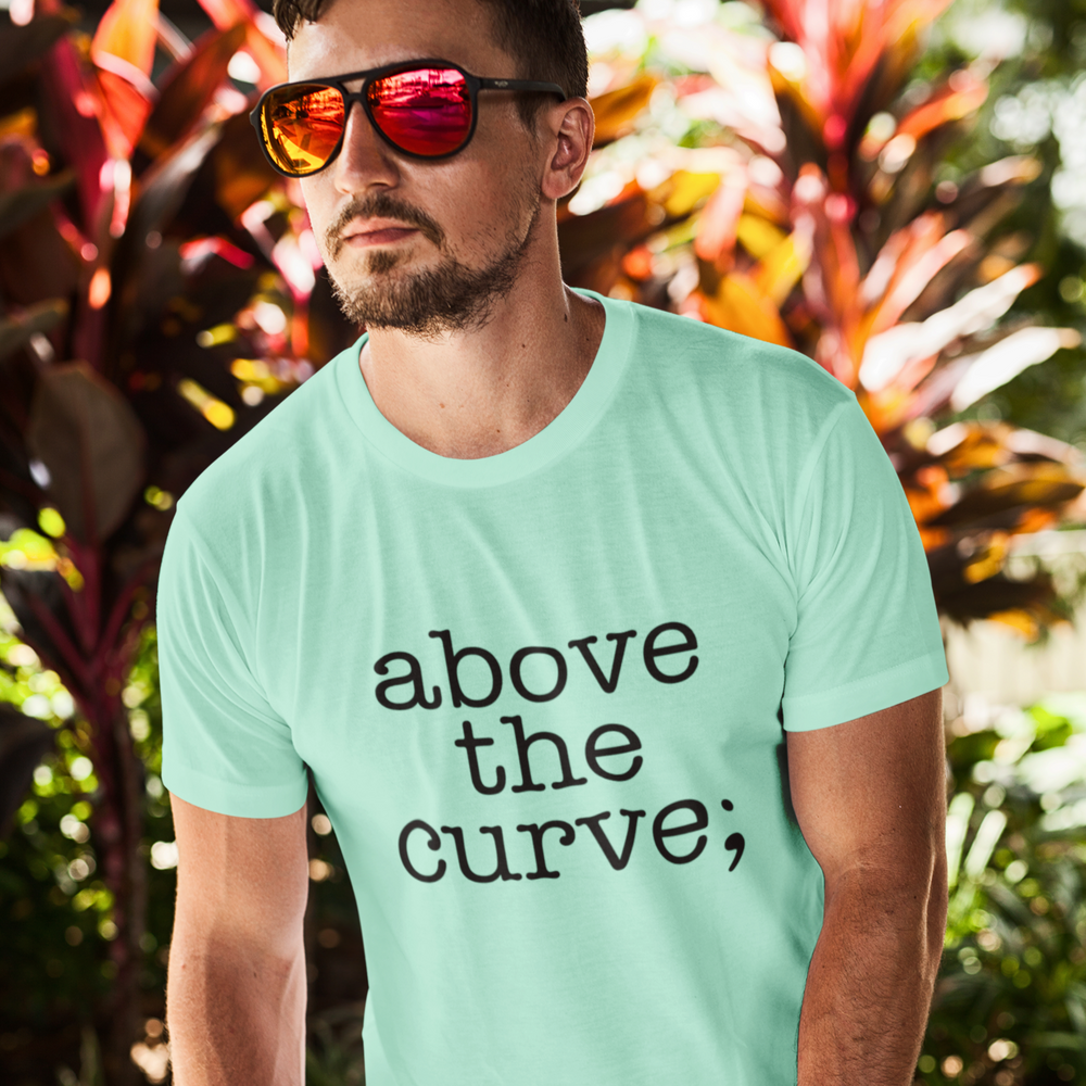 atc; short-sleeve unisex t-shirt
