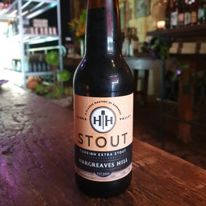 Hargreaves Hill Stout Stub 330ml 6.2% (pack x4)