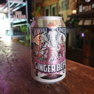 Brookvale Union Ginger Beer Can 330ml 4%
