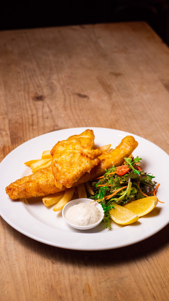 Friday Family Pack - Fish & Chips Night