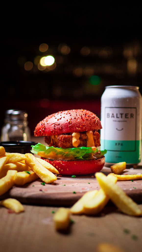 Tuesday Special - Burger & Balter XPA