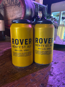 Rover Henty St. Ale can 375ml 4.3%