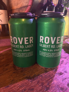 Rover Gilbert Rd Can 4.2% 375ml