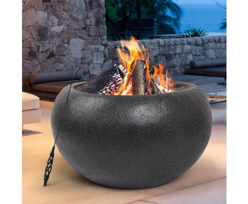 Portable Fireplace & Oven