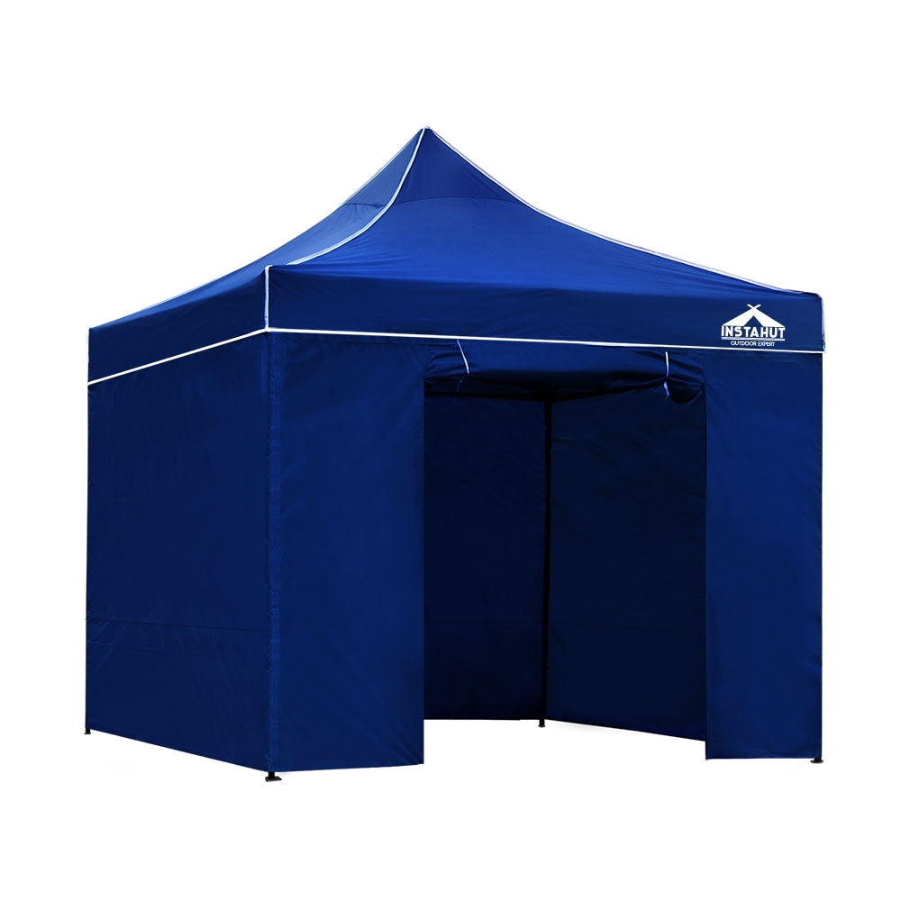 Pop Up Gazebo Marquee Tent - 3x3m - Choose Color