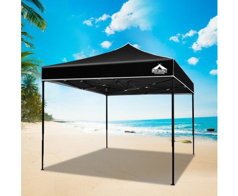 3x3m Instahut Gazebo Pop Up Marquee - Choose Color