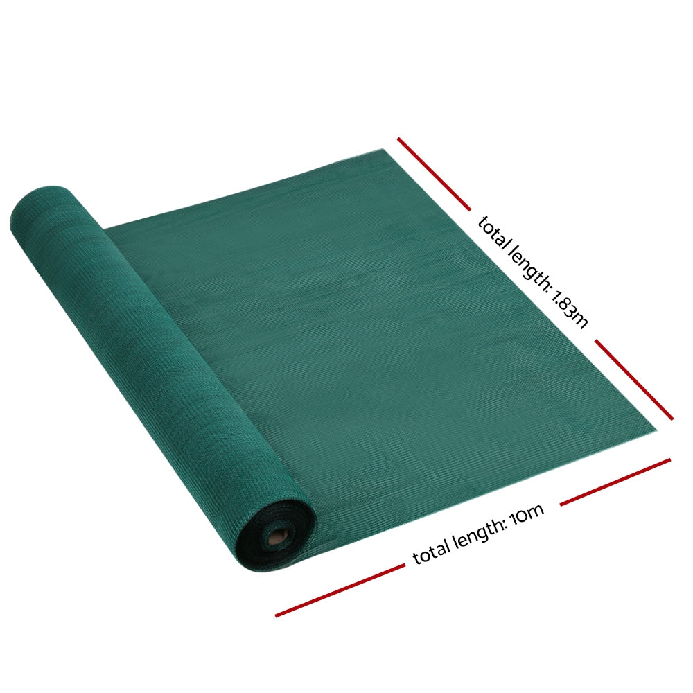 UV Mesh Shade Cloth Roll - 20 M