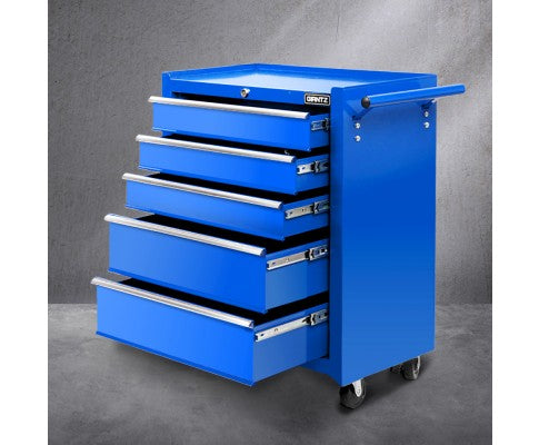 5 Drawers Toolbox