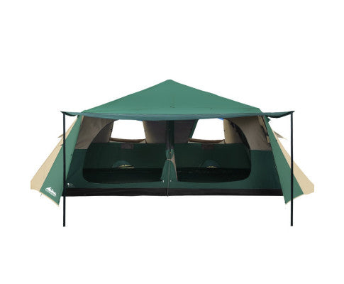 Weisshorn Instant Up 8 Person Camping Tent