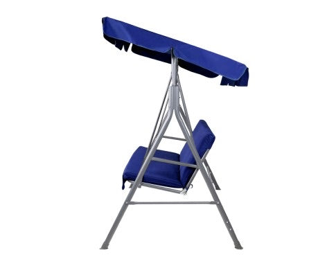 Canopy Swing Chair - Navy, White, Green, Brown or Wine Red