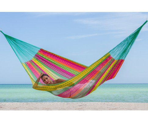 Outdoor Cotton Hammocks - CHOOSE FROM VARIOUS DESIGNS & SIZE