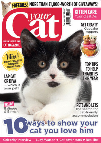 Your Cat Magazine February 2017