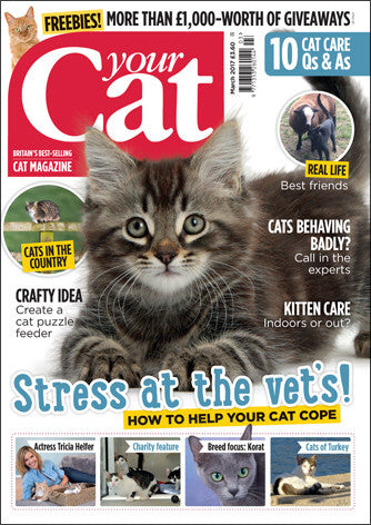Your Cat Magazine March 2017 - LATEST ISSUE