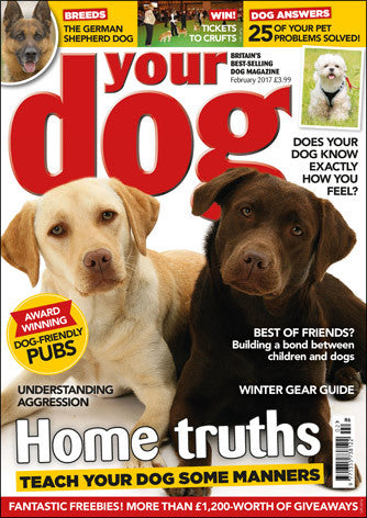 Your Dog Magazine February 2017