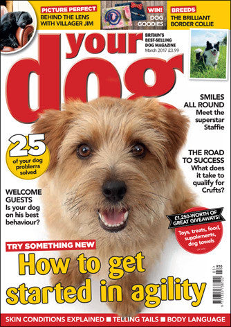 Your Dog Magazine March 2017 - LATEST ISSUE