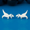 T-Rex Stud Earrings