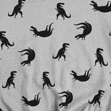Load image into Gallery viewer, Personalized Dancing T-Rex Sweatshirt