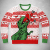 XMas Meal Ugly Christmas Sweatshirt