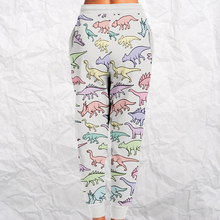 Load image into Gallery viewer, Personalized Dino Delight Sweatpants