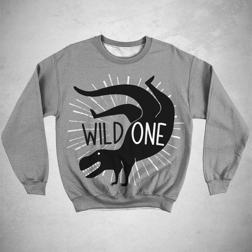 Wild One Sweatshirt