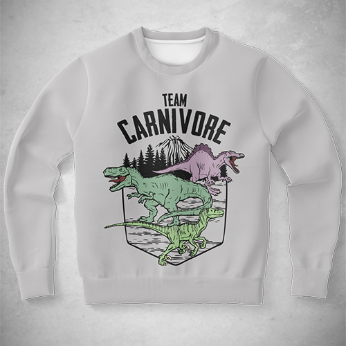Team Carnivore Sweatshirt