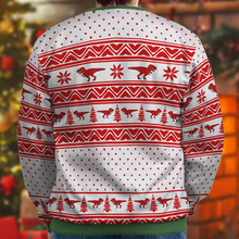 Load image into Gallery viewer, XMas Meal Ugly Christmas Sweatshirt