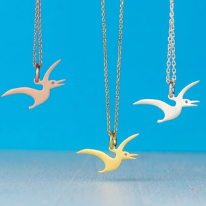 Pterodactyl Necklace