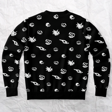 Load image into Gallery viewer, Personalized Death & Dinos Sweatshirt