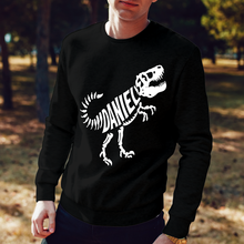 Load image into Gallery viewer, Personalized Fossil Sweatshirt