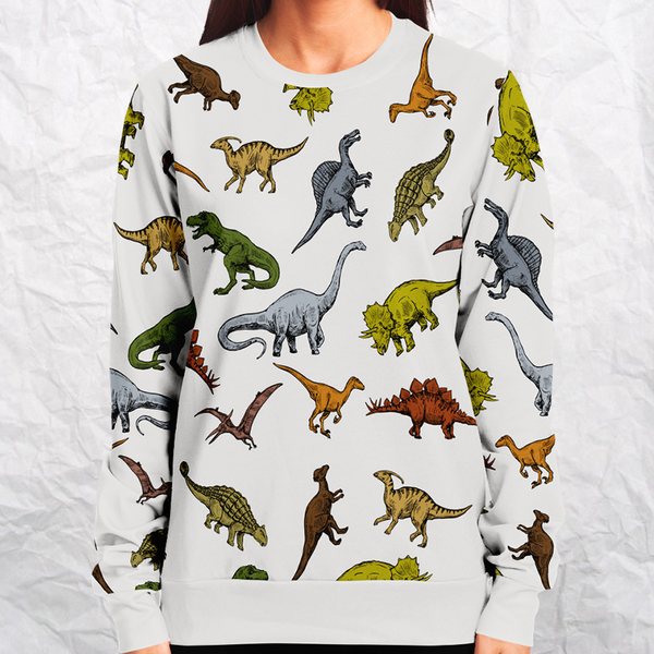 Personalized Terrible Lizards Sweatshirt
