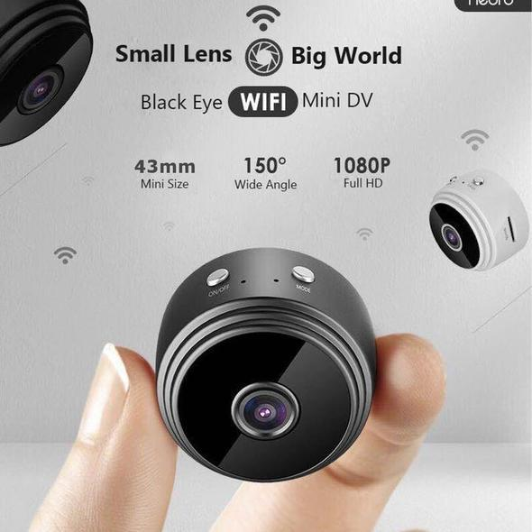 A9 WiFi 1080P Full HD Night Vision Wireless IP Camera | FREE SHIPPING