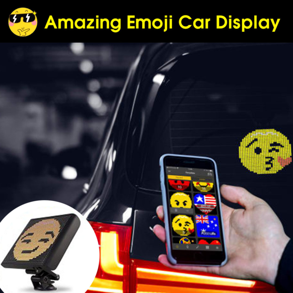 🔥Limited 50% discount🔥The World's First Smart Emoji Device