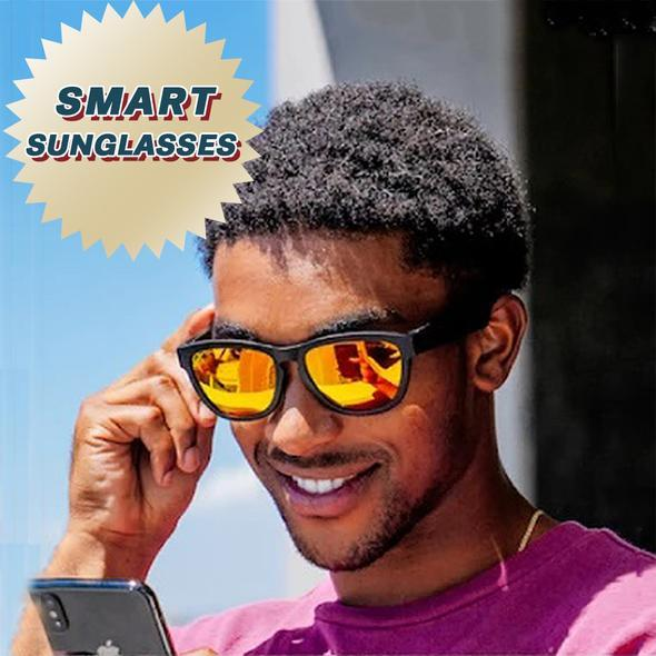 🔥Limited 50% discount🔥Waterproof Outdoor Intelligent Stereo Smart Sunglasses