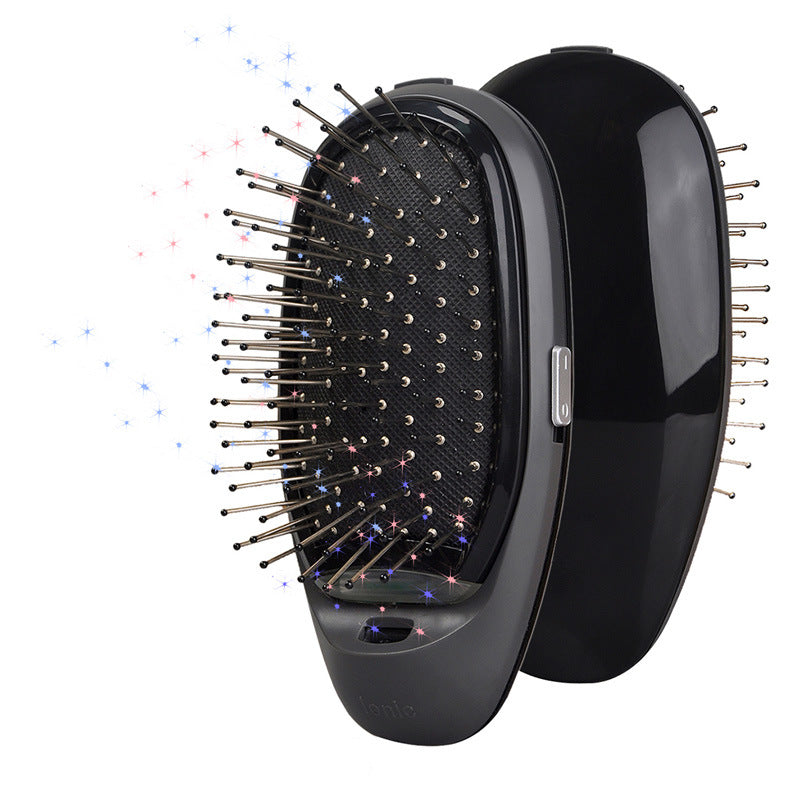 Massage Comb Anti-frizz Ionic  Hair Brush
