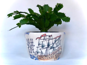 Sail On Planter