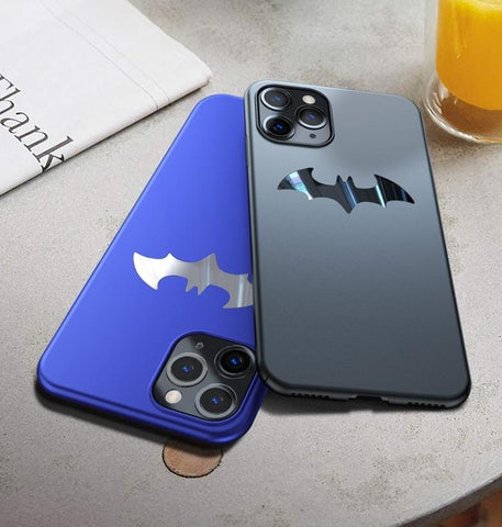 Metal Batman iPhone Case