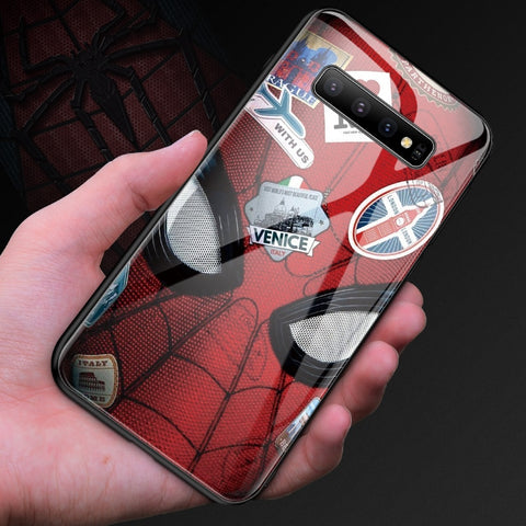 Spiderman Phone Case For Samsung