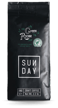 Load image into Gallery viewer, SUNDAY COLLAB 'Greenroom' Blend - 1kg Whole bean