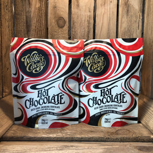 Willies Cacao Hot Chocolate - 250g